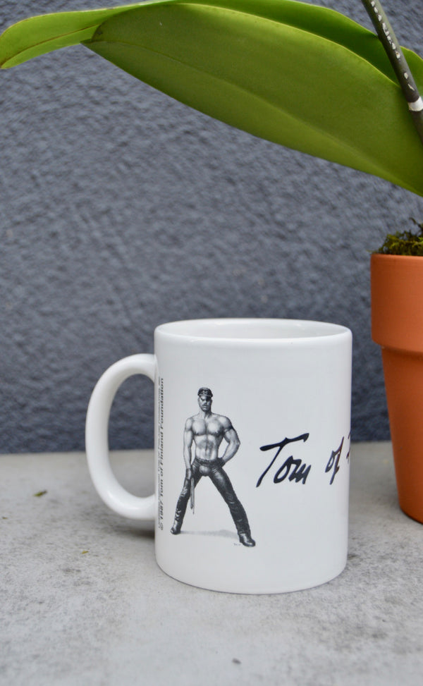 "Tom of Finland ""Leathermen"" Creamic Coffee Mugs"