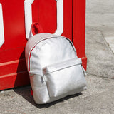 Eastpak X Andy Warhol Padded Pak'r Silver Can
