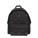 Raf Simons x Eastpak Padded Loop Backpack Black Matlasse A/W 19-20