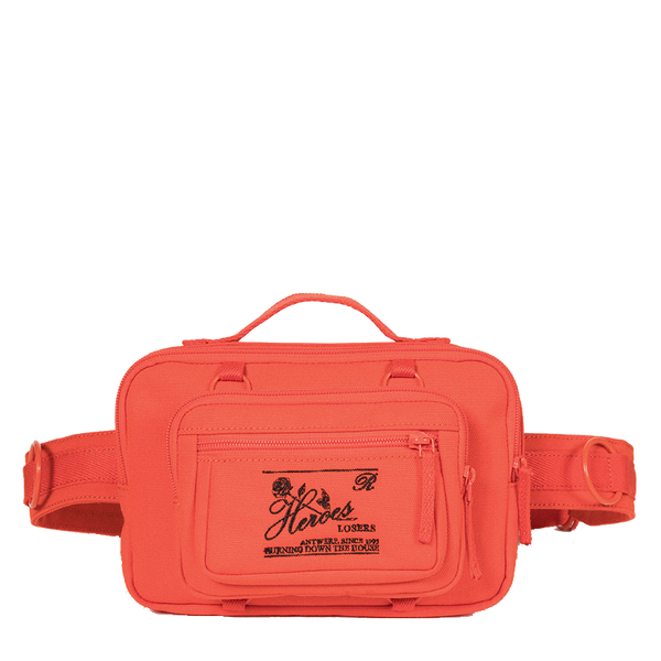Raf Simons x Eastpak Waistbag Loop Orange A/W 19-20
