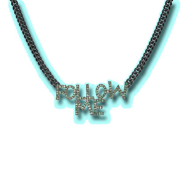 Bjarne Melgaard x Bjørg Follow Me Necklace