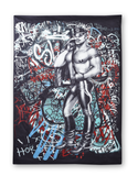 Tom of Finland Back Alley Sateen Full Duvet Cover by Finlayson