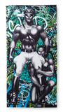 Tom of Finland Back Street Bath Towel by Finlayson