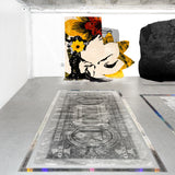 Scott Campbell: Henzel Studio Collaborations Art Rug