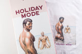 Tom of Finland X Happy Hour Skateboards T-shirt: Holiday Mode
