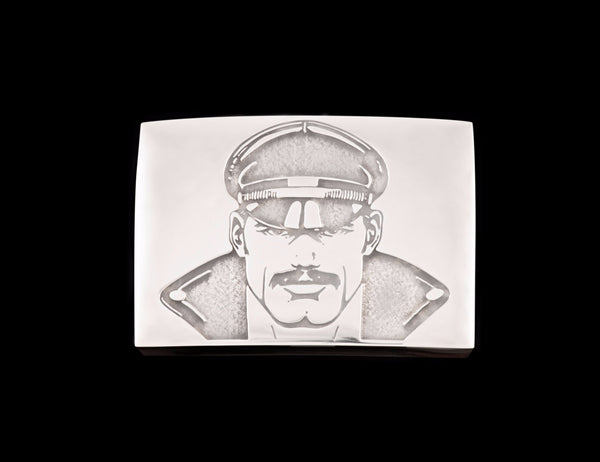 Jonathan Johnson x Tom of Finland KAKE Belt Buckle