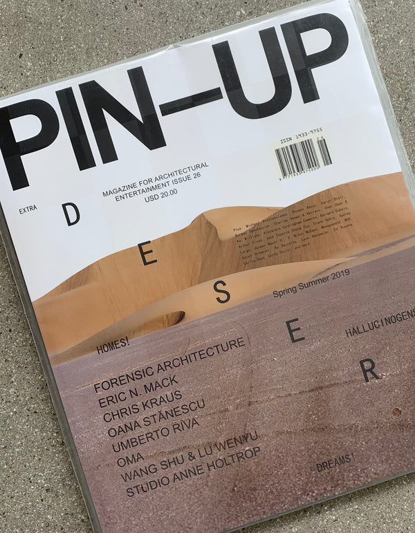 Pin-Up Spring Summer 2019 Desert Issue 26