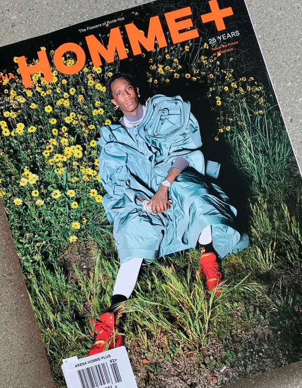 Arena Homme + Summer / Autumn 19 / The Flowers of Romance