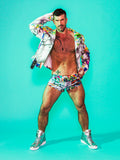 avaf x Tom of Finland Short Shorts