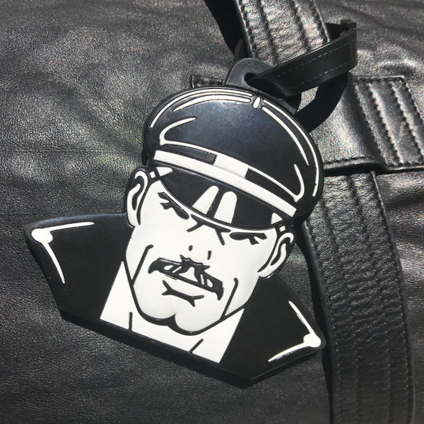 Tom of Finland Leatherman Luggage Tag