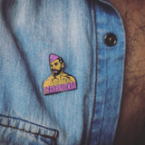 Pink Army Pin By Starrfucker Magazine