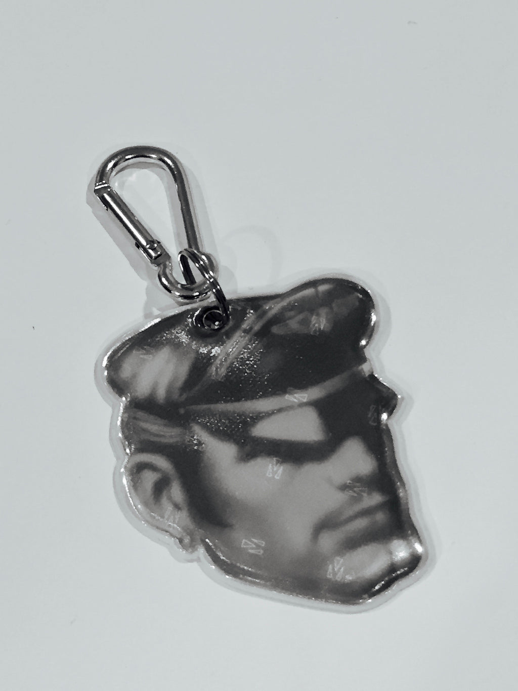 "Tom of Finland ""Biker Head"" Reflector by Putinki"