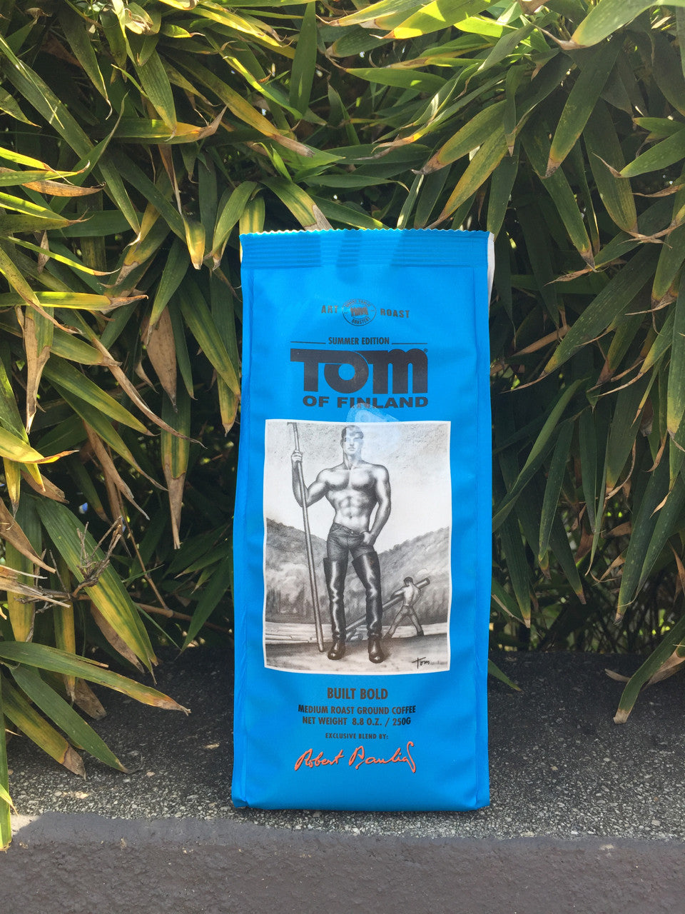 TOM OF FINLAND COFFEE 2017 SUMMER EDITION