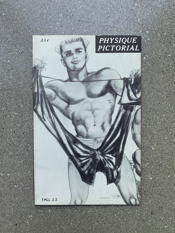 Vintage Physique Pictorial - Volume 5 Issue 3