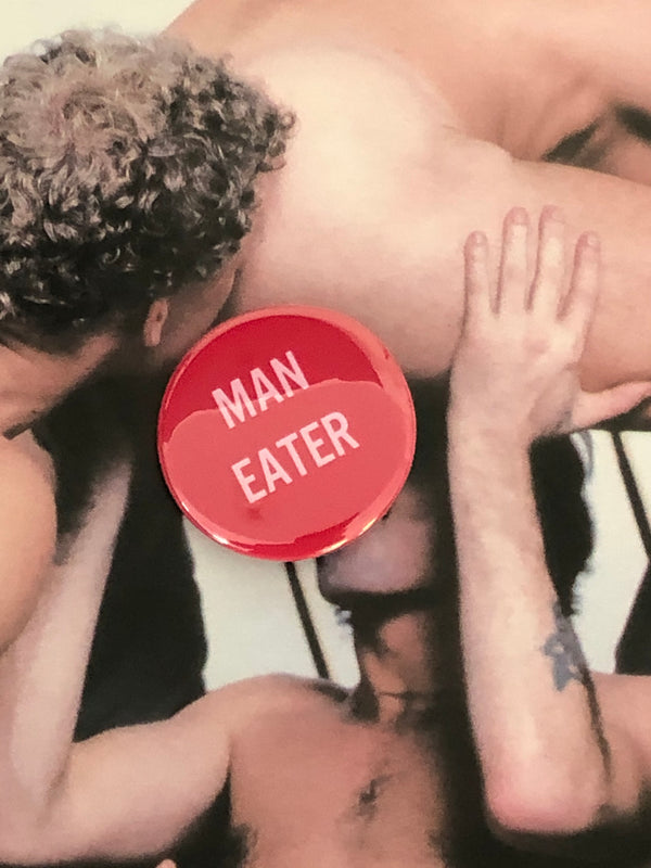 MAN EATER by Word for Word Factory