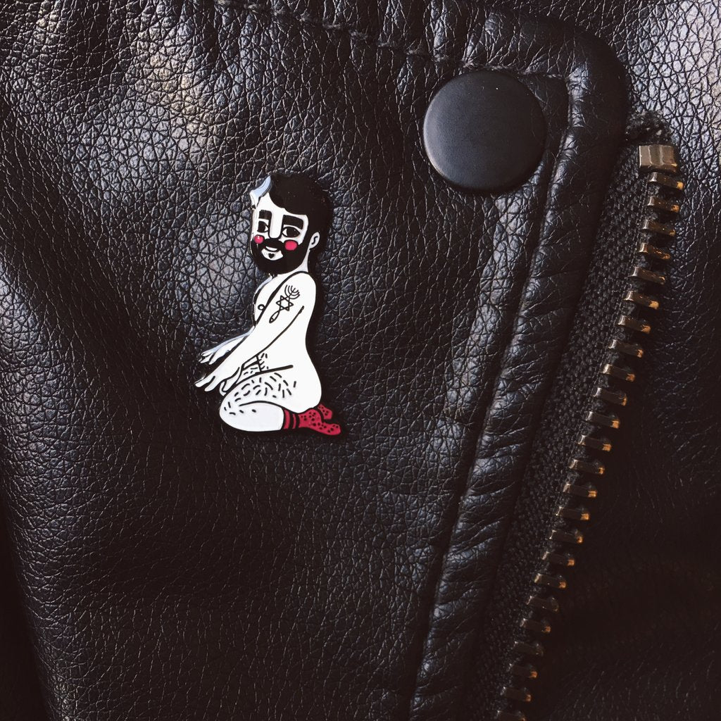 Richie Pin By Starrfucker Magazine x Magiò