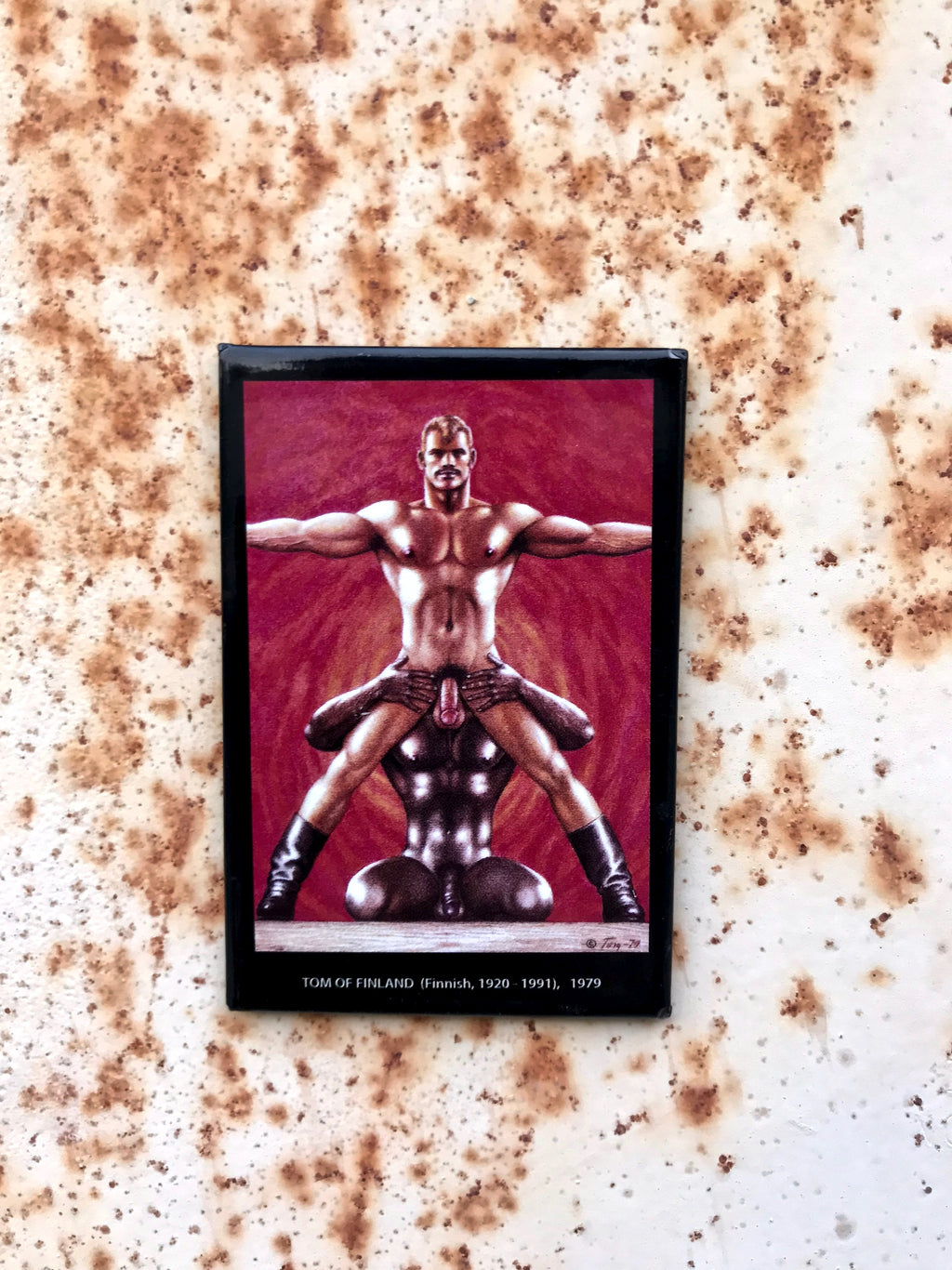 Vitruvian Men Magnets