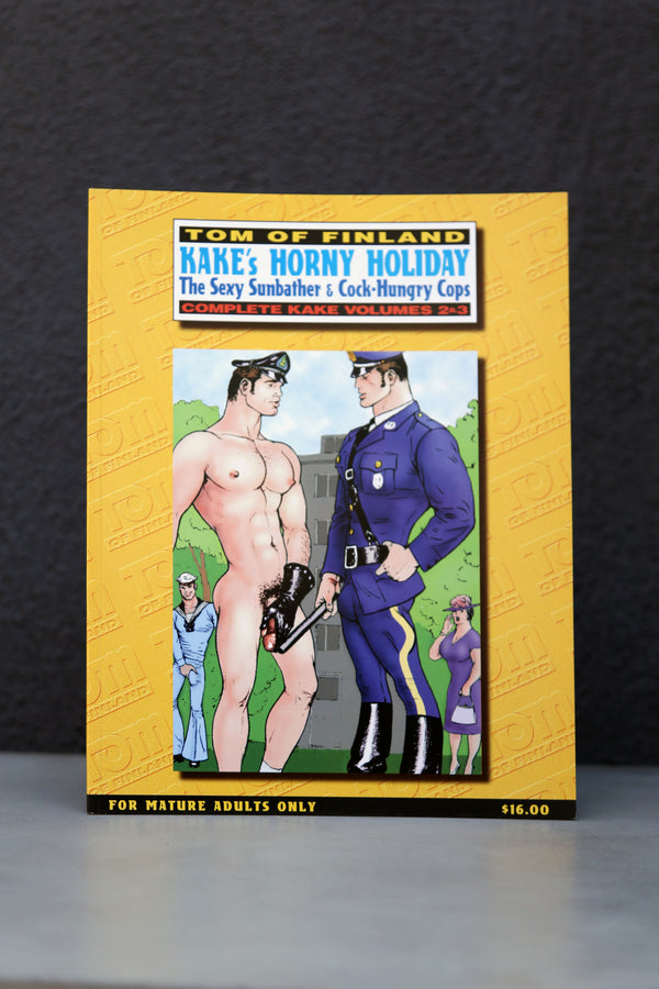 Tom of Finland Kake's Horny Holiday