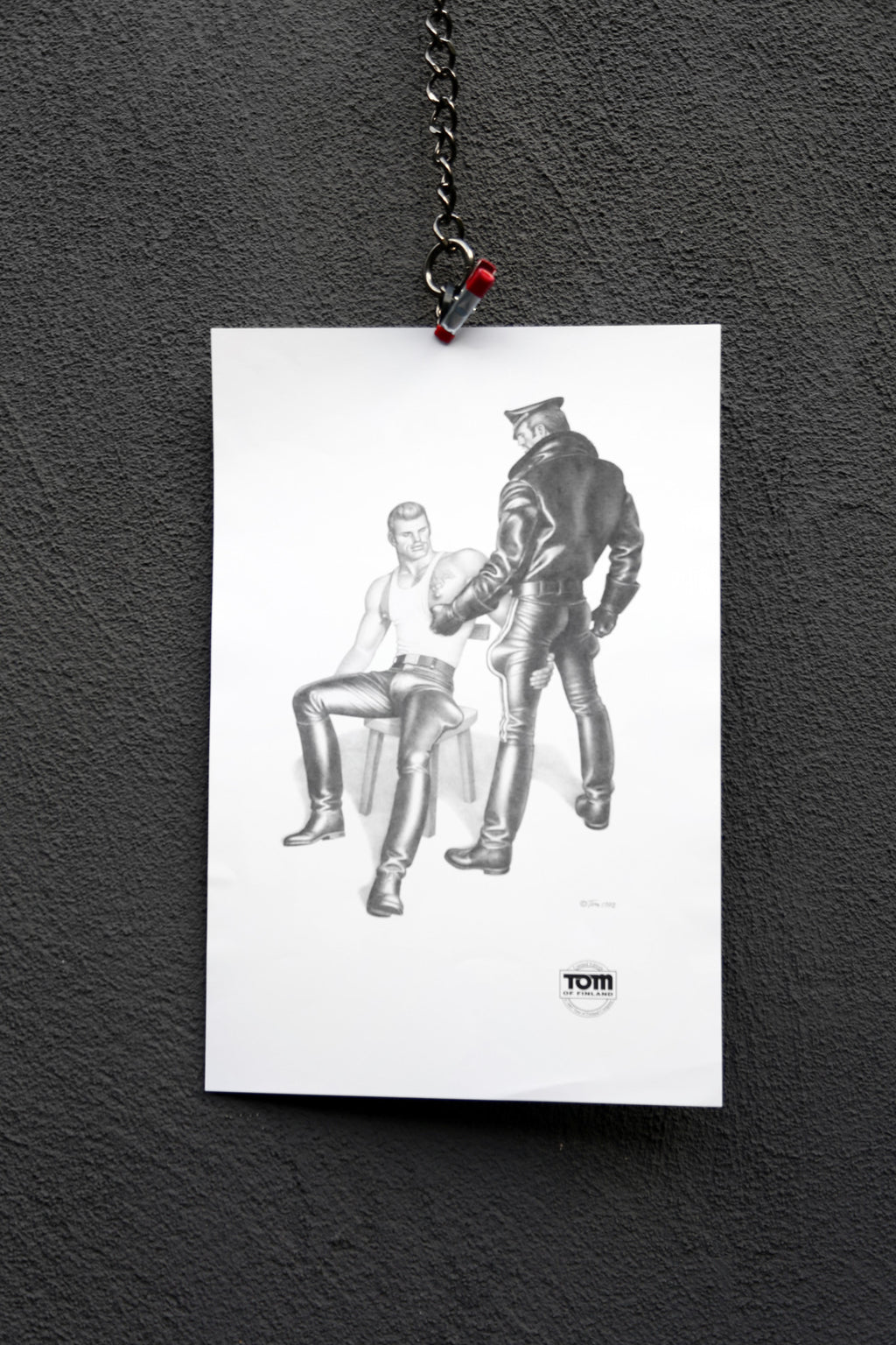 "Tom of Finland ""Untitled"" 8"
