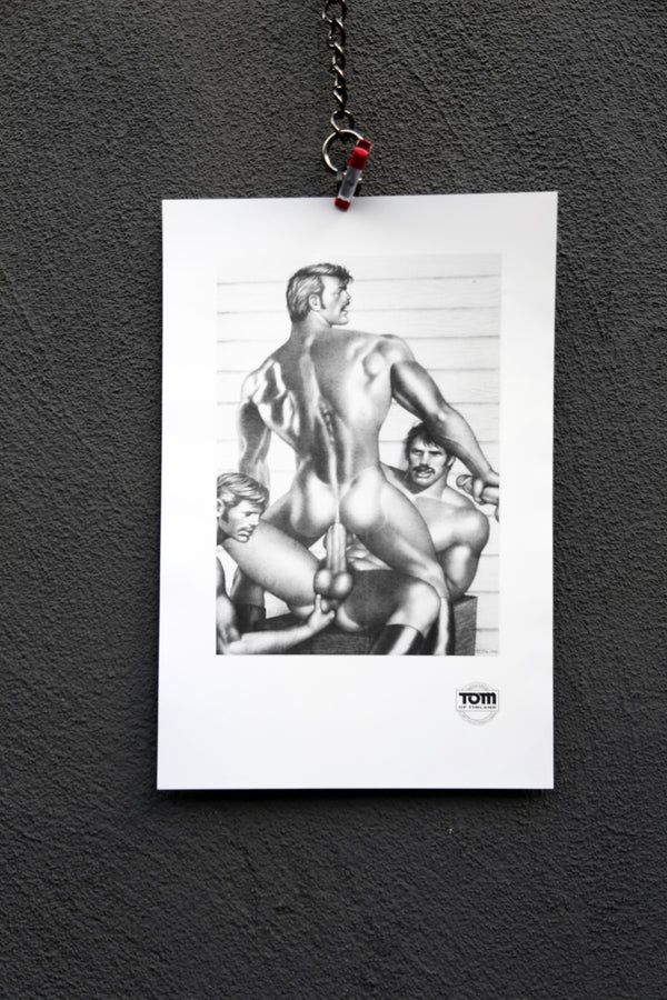 "Tom of Finland ""Untitled"" 9"