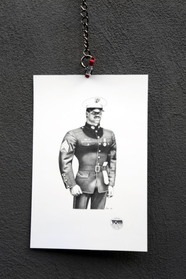 "Tom of Finland ""Untitled"" 11"
