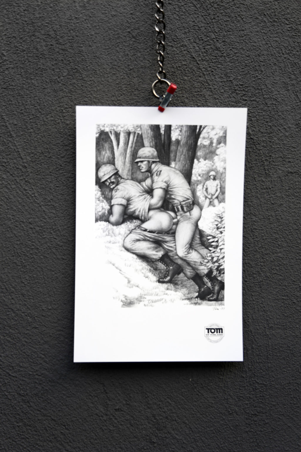 "Tom of Finland ""Untitled"" 12"