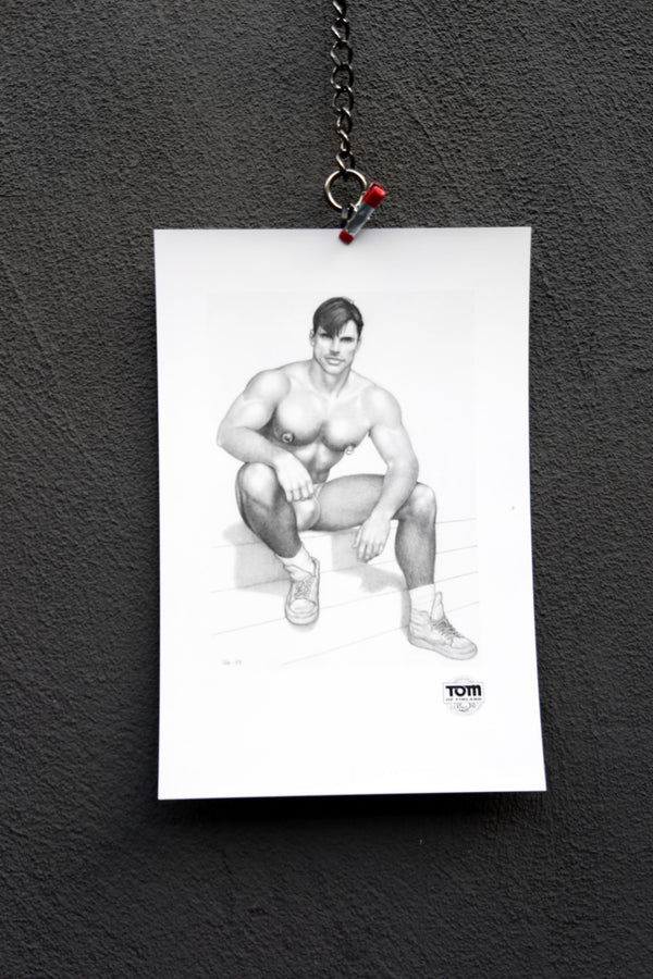 "Tom of Finland ""Untitled"" 13"