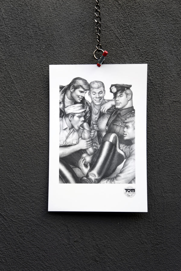 "Tom of Finland ""Untitled"" 14"