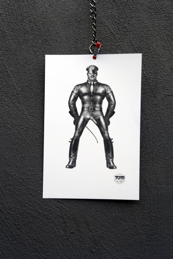 "Tom of Finland ""Untitled"" 4"