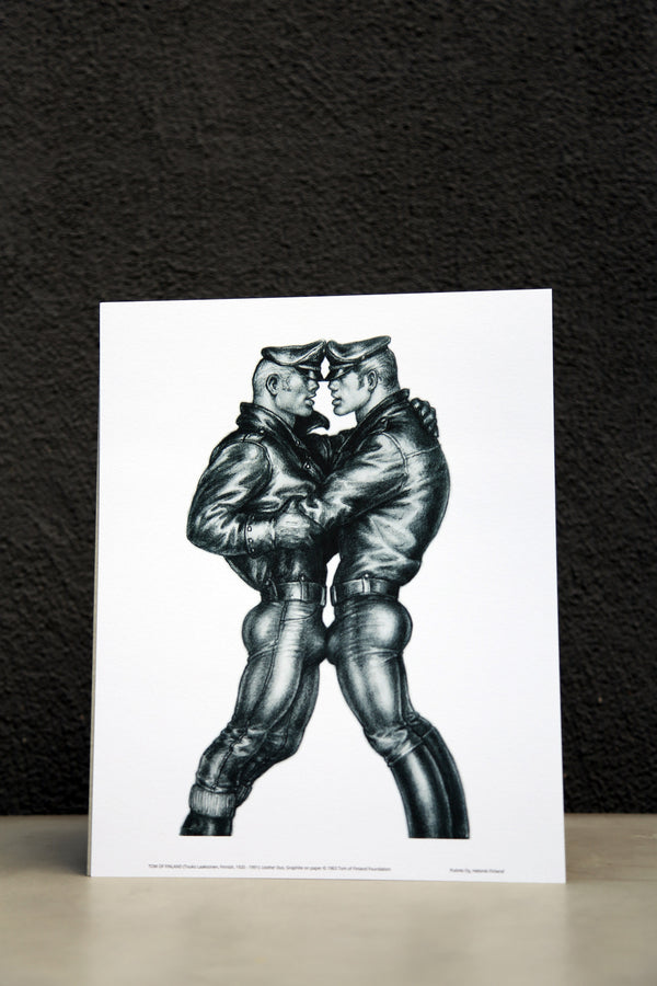 Tom of Finland Mini Posters
