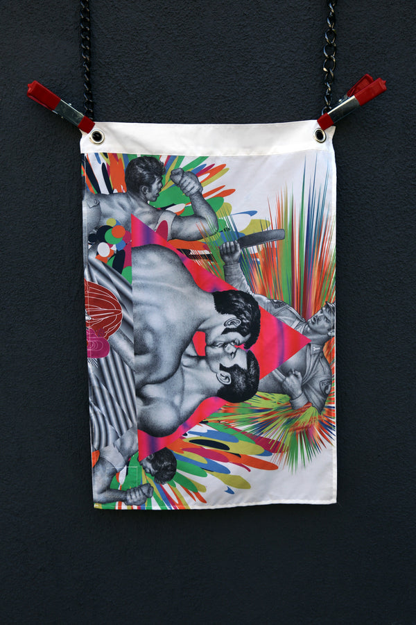Print All Over Me avaf x Tom of Finland Pride Flag product image