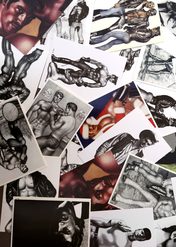 Tom of Finland Postcards