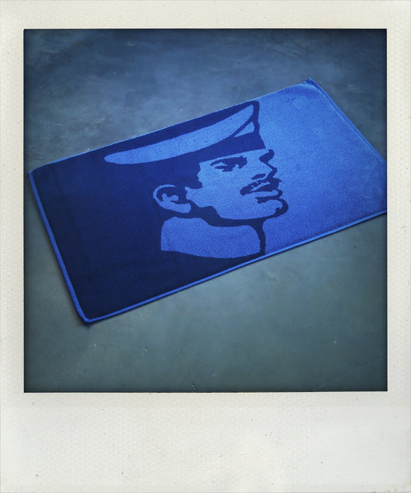"Tom of Finland ""Seaman"" Bath Mat by Finlayson"