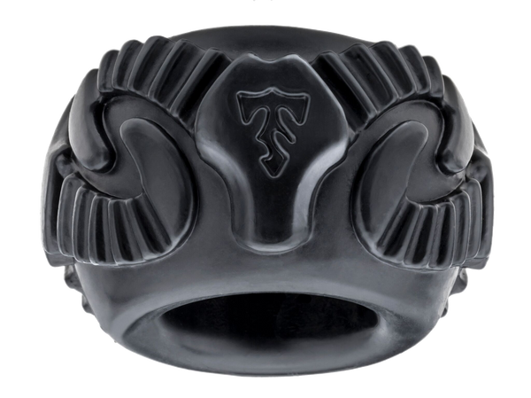 TribalSon Inc. Ram Ring Ice Black by Perfect Fit