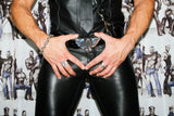 Jonathan Johnson x Tom of Finland KAKE Sterling Silver Ring