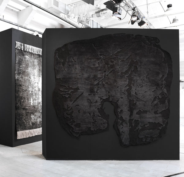 Helmut Lang: Henzel Studio Collaborations Art Rug
