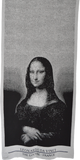 Mona Lisa Knitted Scarf by Bernhard Willhelm
