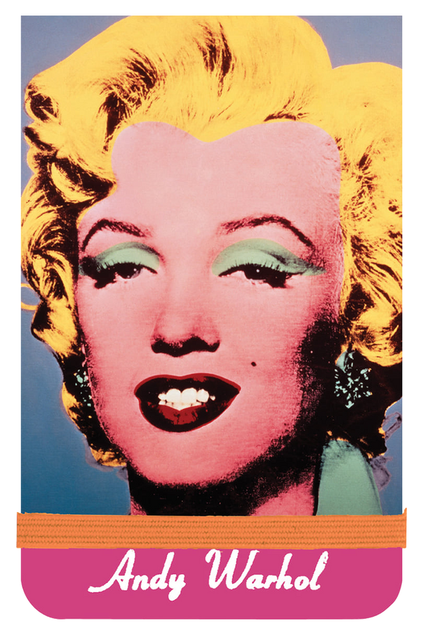 Andy Warhol Marilyn Mini Journal