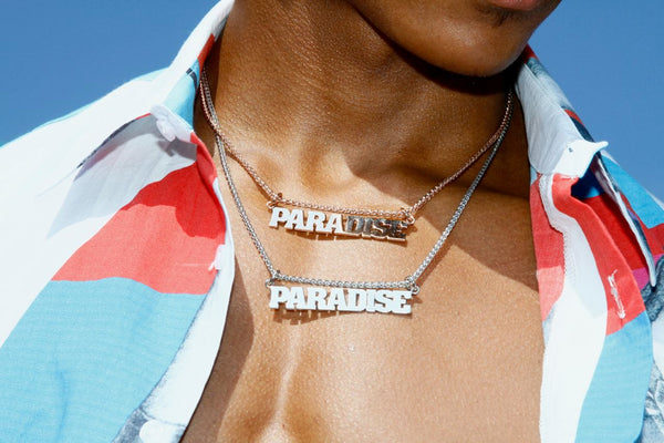 PARADISE NECKLACE BY RORY ROCKMORE