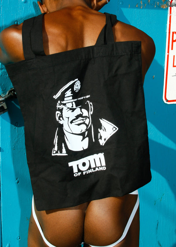Tom of Finland Leatherman Tote Bag