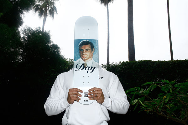 Tom of Finland X Happy Hour Skateboard: Day