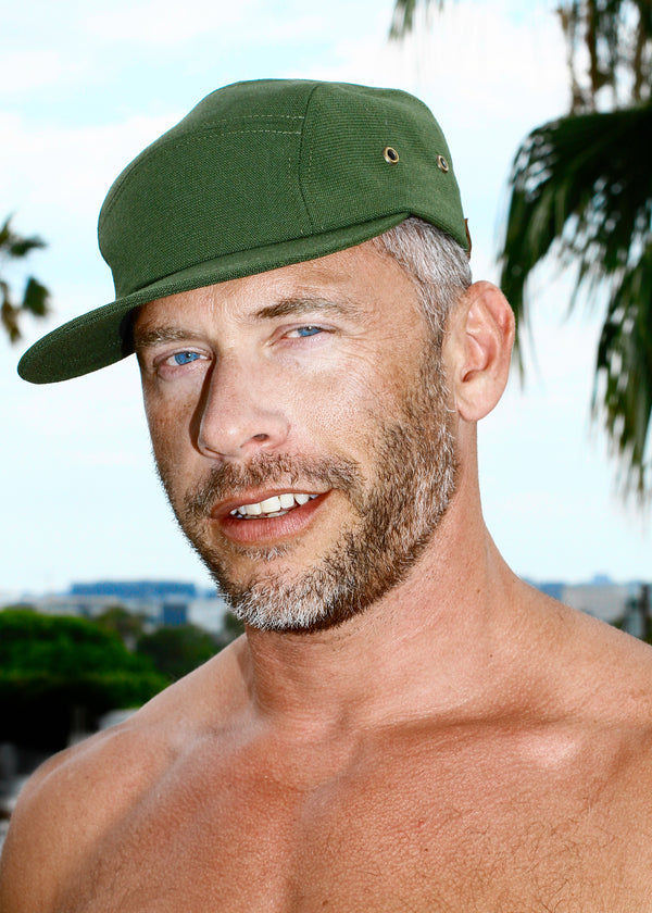 Tom of Finland x Costo BARU Green Wool Cap