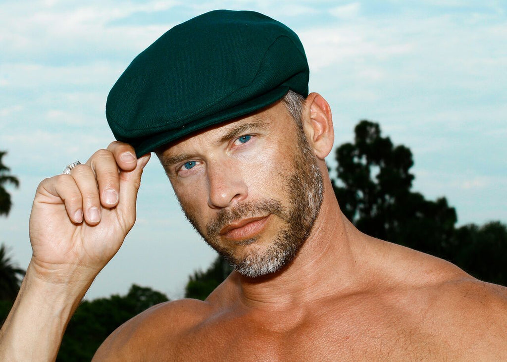 Tom of Finland x Costo HUPLA Green Wool Cap