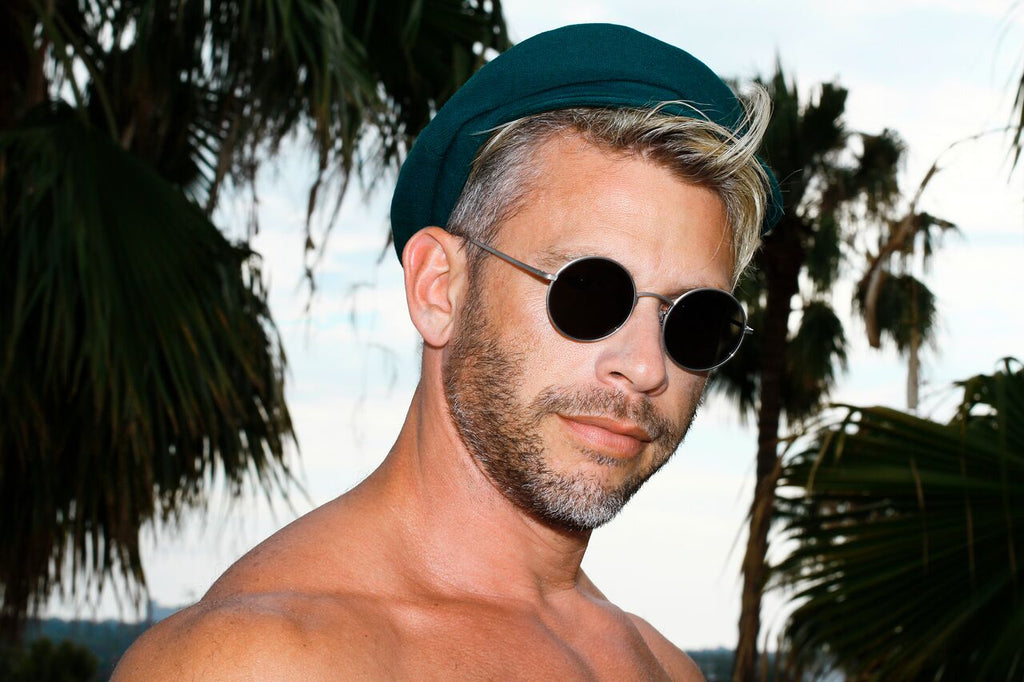 Tom of Finland x Costo JAIR Green Wool Cap