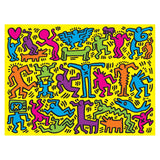 Keith Haring 2-Sided 500 Piece Puzzle