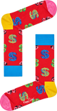 Andy Warhol Red Dollar Socks by Happy Socks
