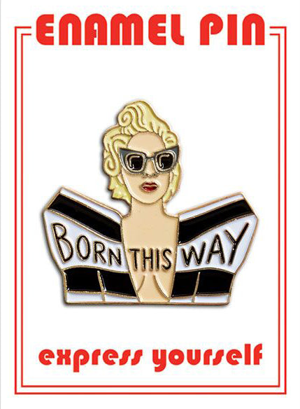 Lady Gaga Pin By The Found