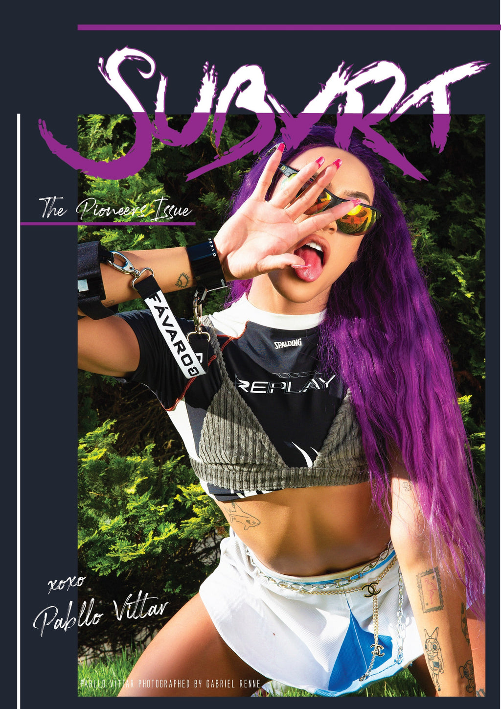Subvrt Magazine Issue 3 : The Pioneers Issue