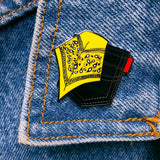 Yellow Hanky Pin By Starrfucker Magazine