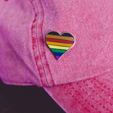 Pride Pin By Starrfucker Magazine